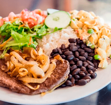 Comida Costa Rica