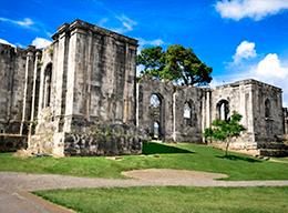 Ruinas Santiago Apóstol