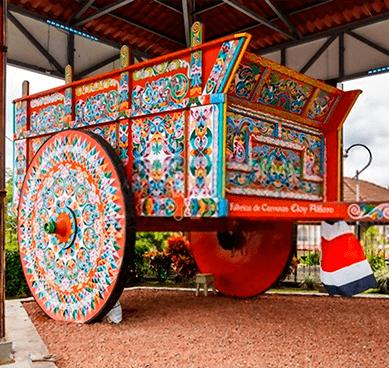 Transporte Costa Rica