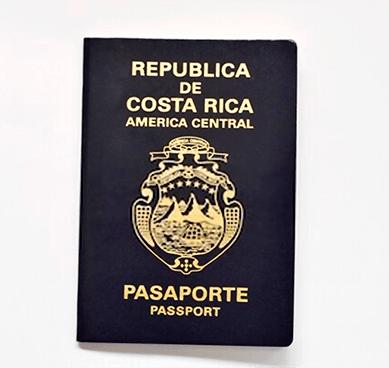 Visado Costa Rica