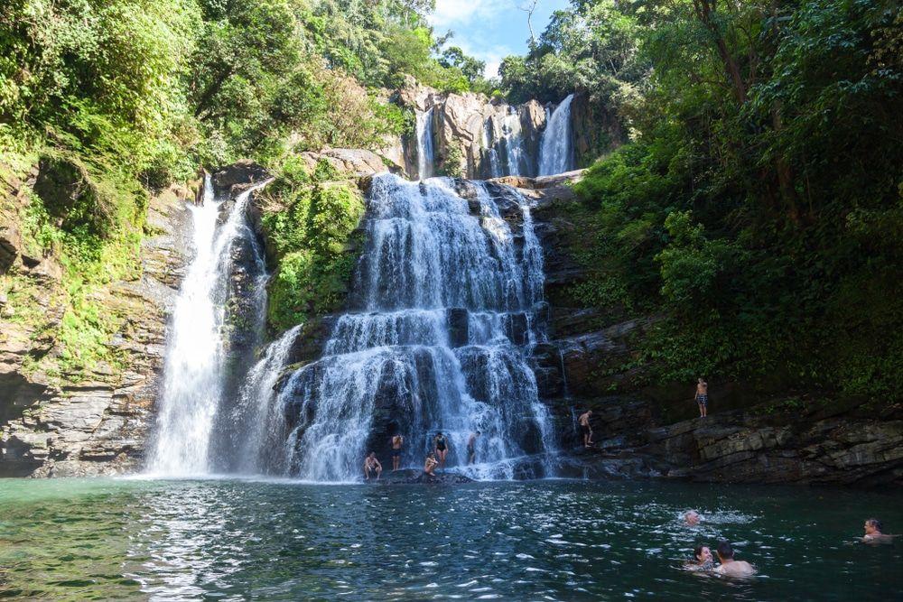 Cataratas Costa Rica