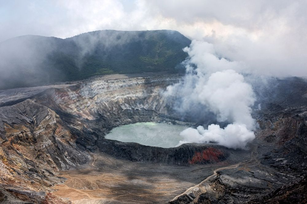 volcán poas