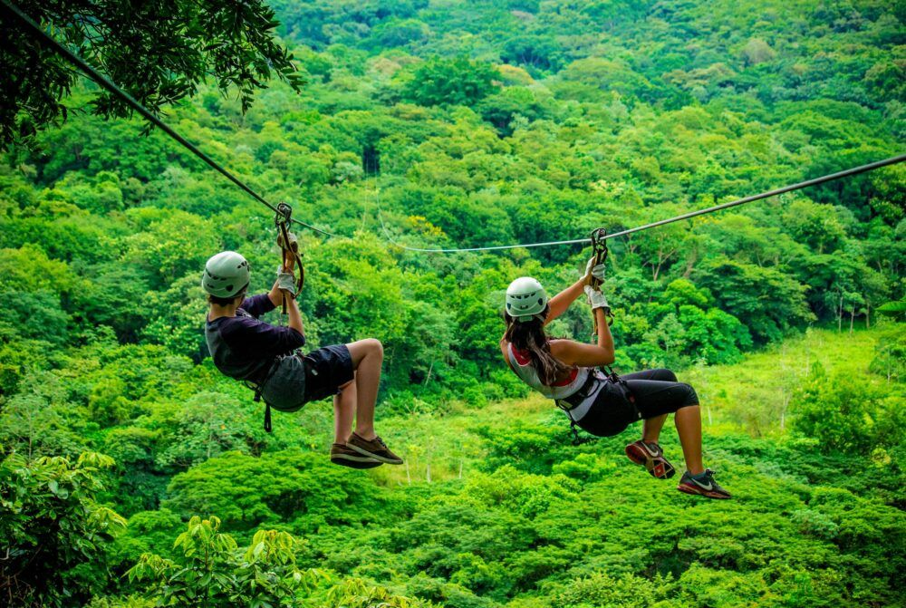 Actividades en Costa Rica