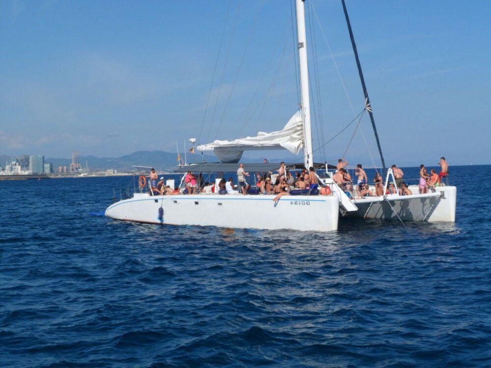 Costa Rica en catamarán