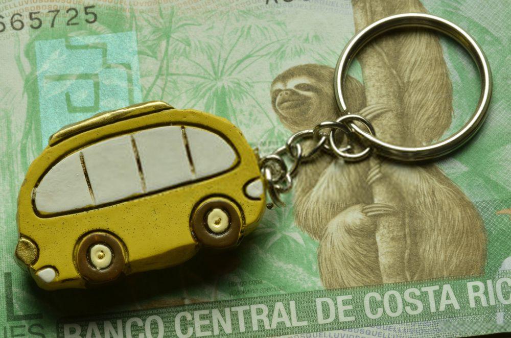 alquiler de coche en costa rica