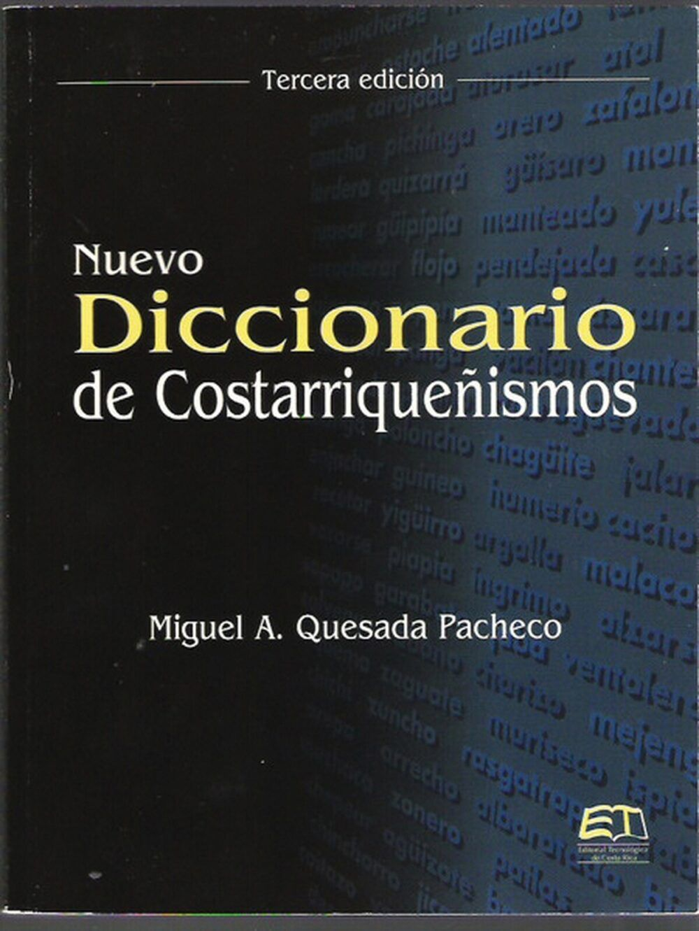 palabras en costarricense