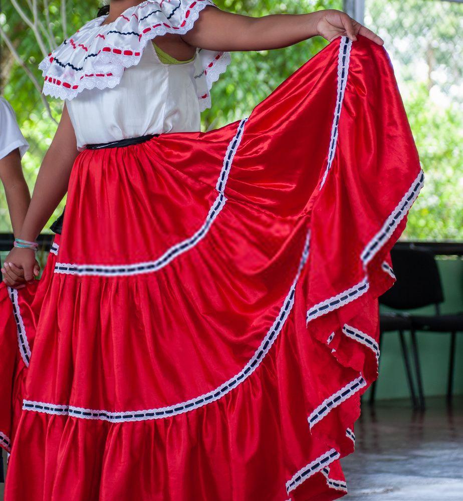 Baile costarricense