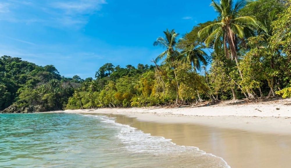 Playa Santo Domingo Costa Rica