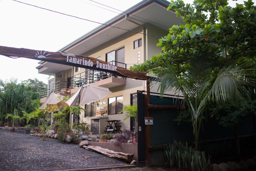 Hoteles en Tamarindo