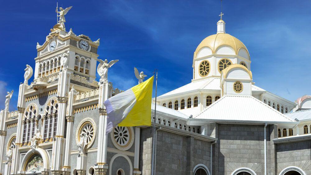 Basilica Nuestra Señora de los Angeles