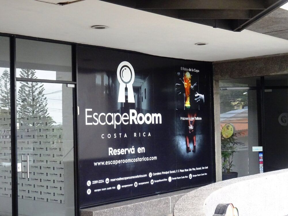 Escape Room Costa Rica