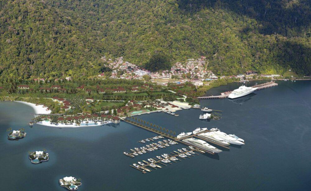 Golfito Marina Village and Resort