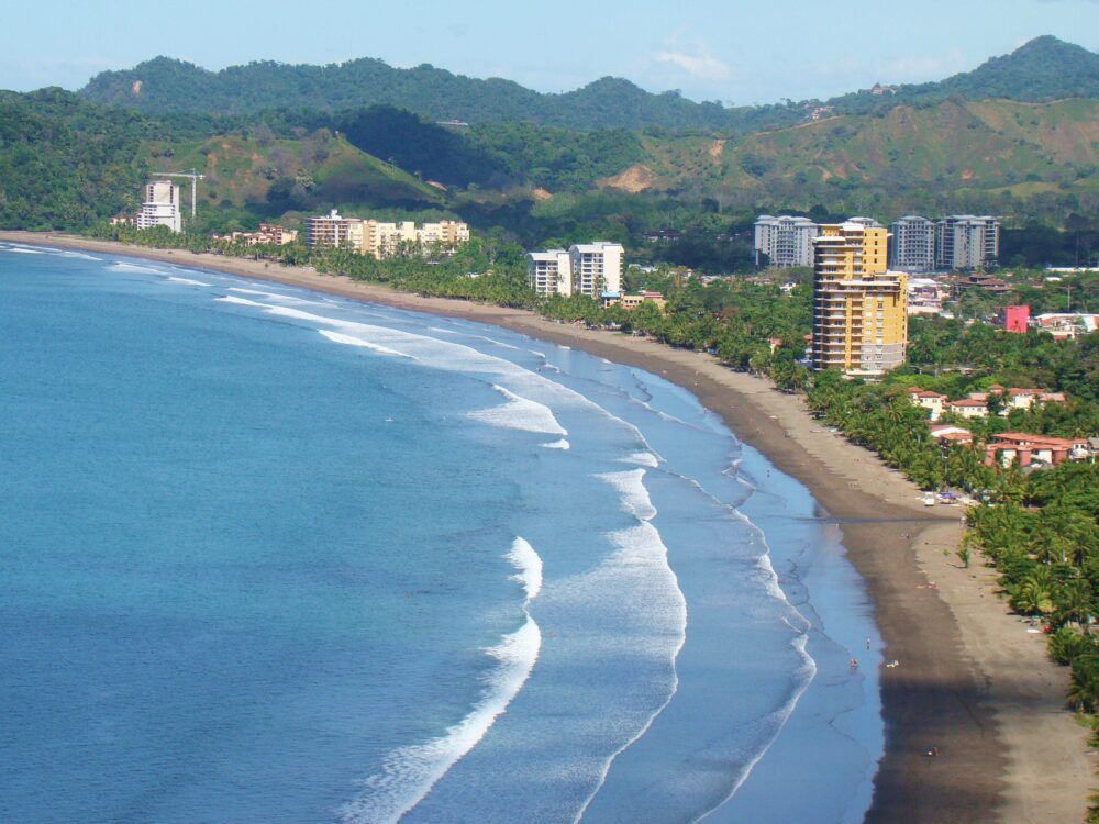 Playas de Jacó