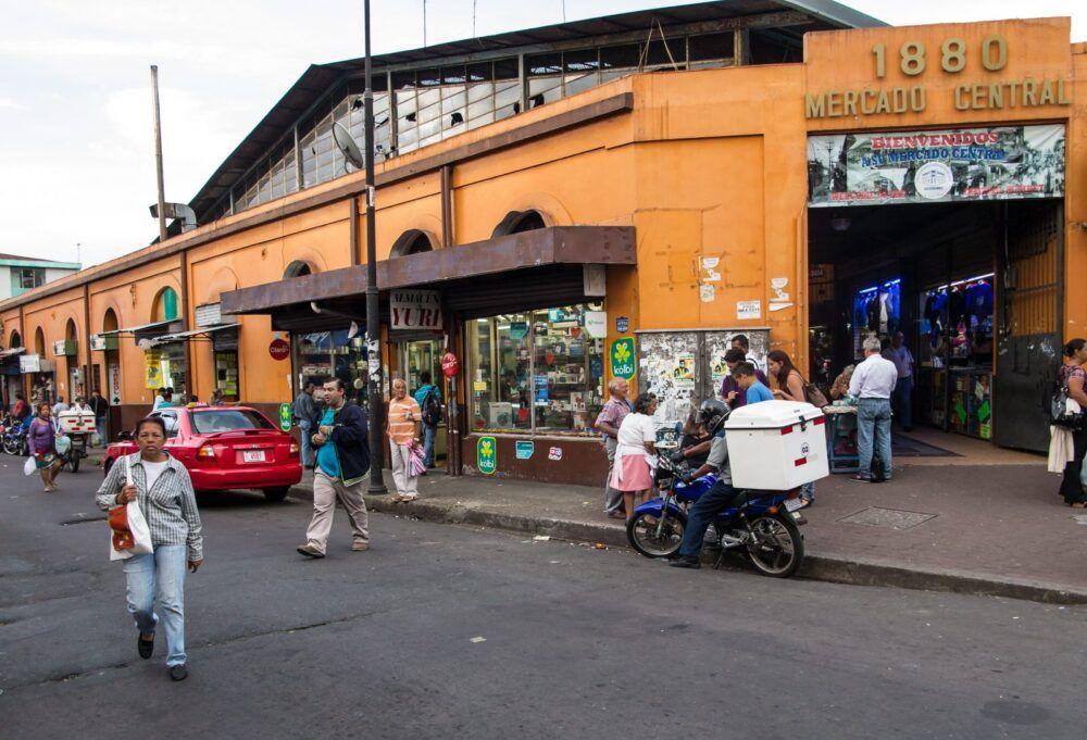 Mercado Central Costa Rica
