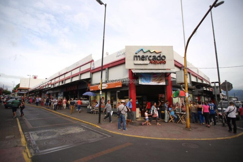 Mercado Central de Alajuela