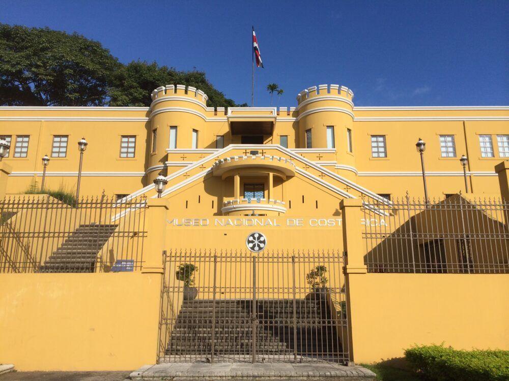 Museo Nacional Costa Rica