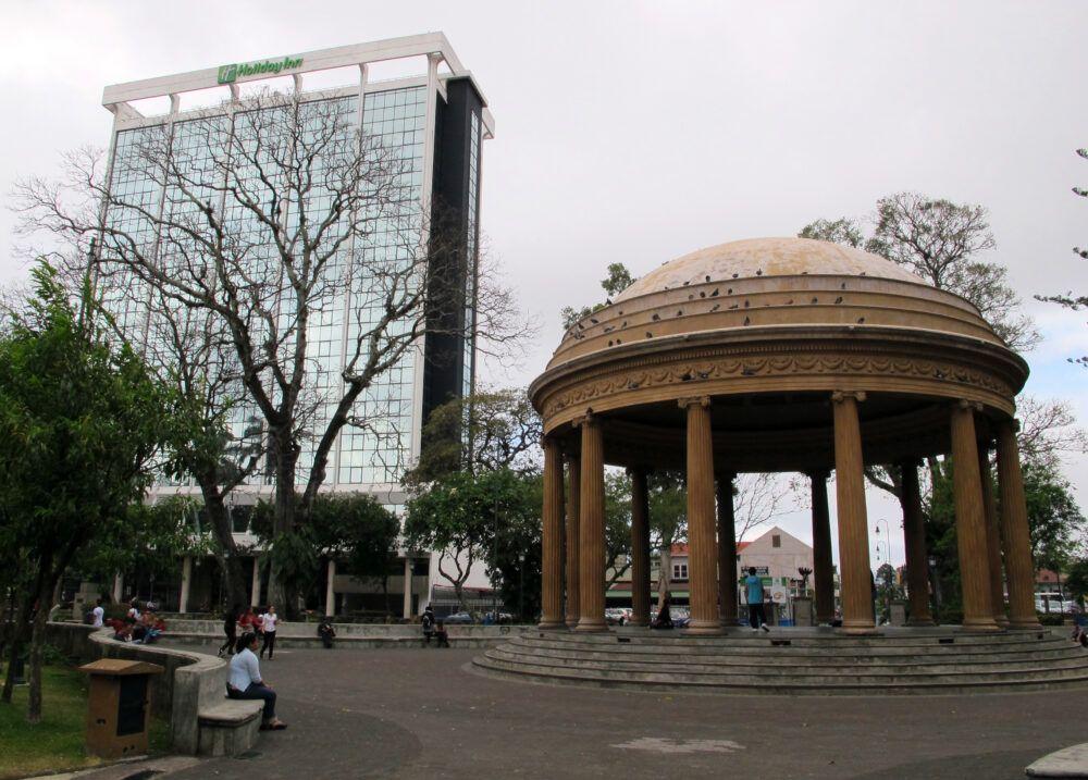 Parque Morazán San José Costa Rica