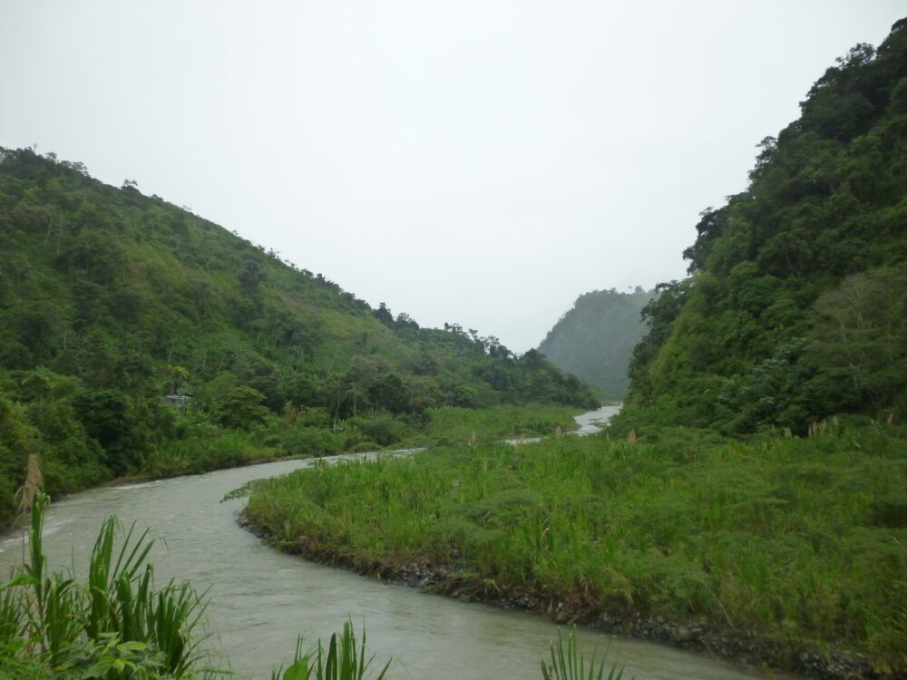 Río Chirripó Norte, Costa Rica
