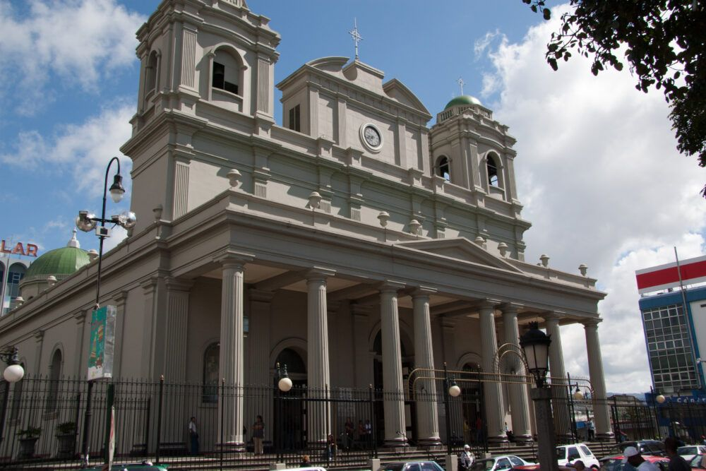 Catedral Metropolitana San Jose Costa Rica