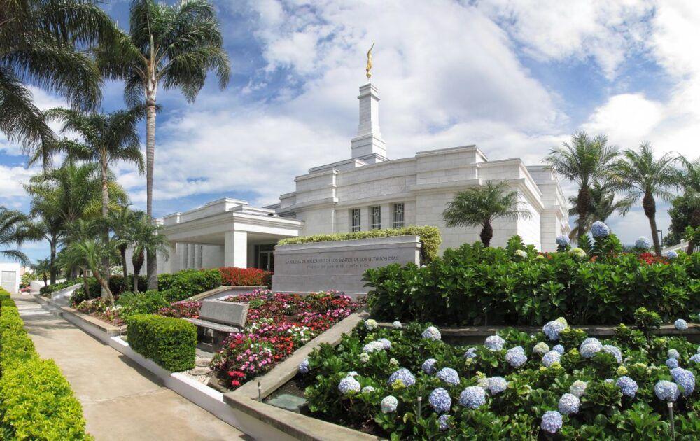 Templos de Costa Rica