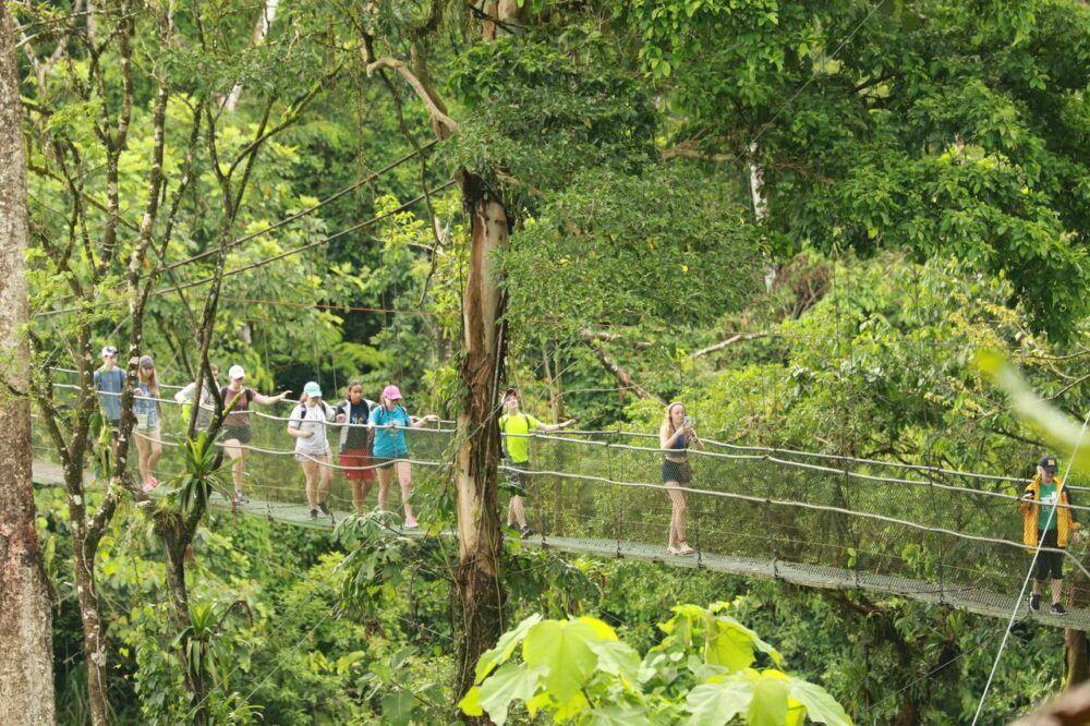 Tirimbina, Costa Rica