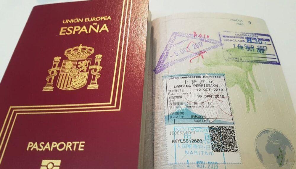 Visado para entrar en Costa Rica