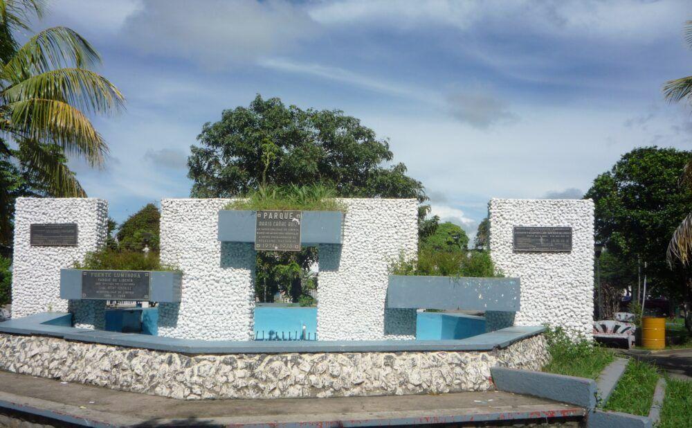 Parque Mario Cañas Ruiz